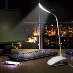 Lampe de Lecture Led Tactile à intensité variable
