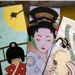 Marque Page Japonais