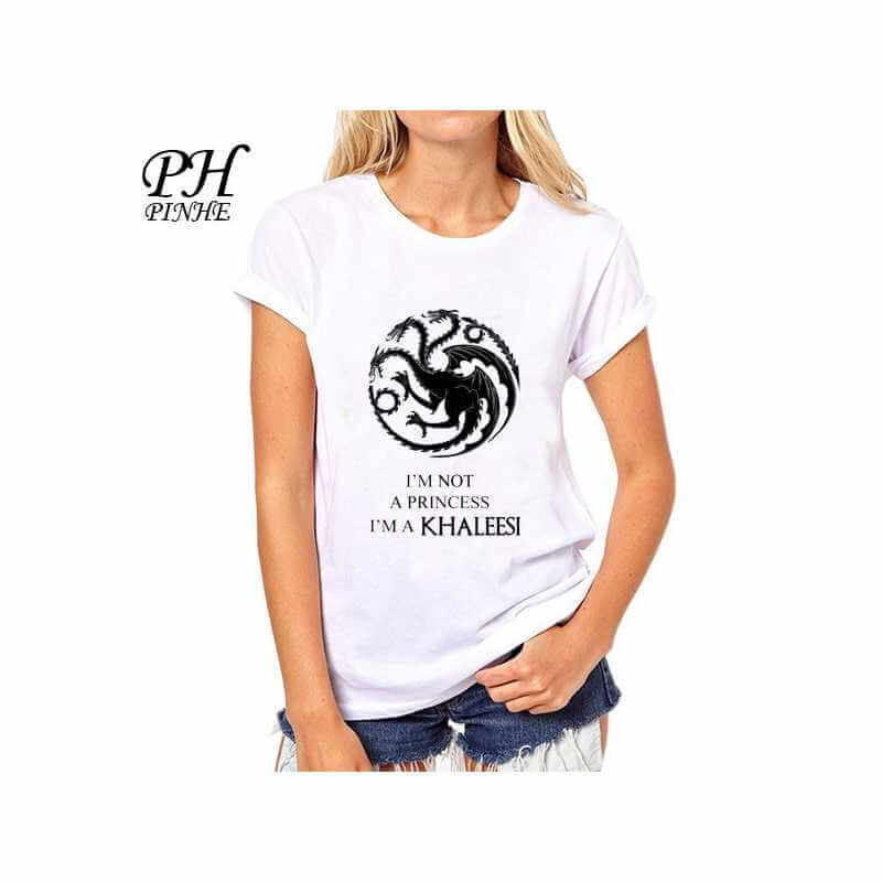 vetement femme game of thrones tee shirt game of thrones humour. Black Bedroom Furniture Sets. Home Design Ideas