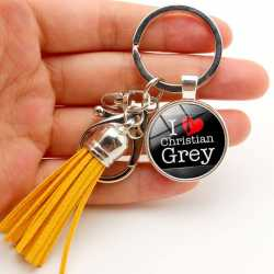Porte Clé Christian Grey
