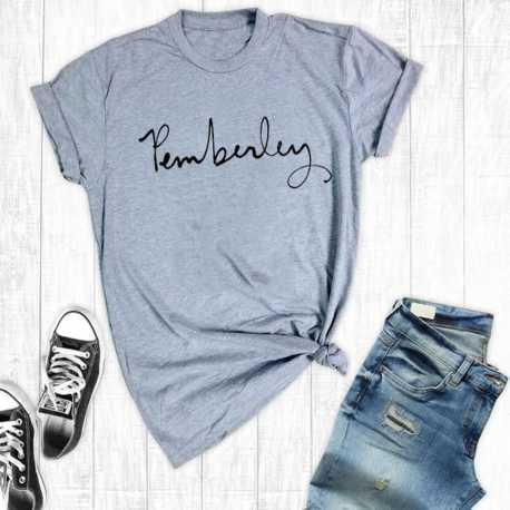 T.shirt Pemberley Femme