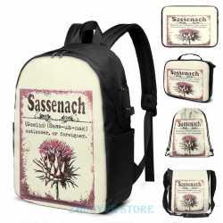 Sac  à Dos Sassenach