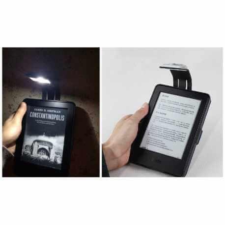 Lampe liseuse Clipsable