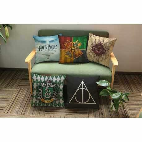 acheter deco harry potter pas cher chambre canap livre. Black Bedroom Furniture Sets. Home Design Ideas
