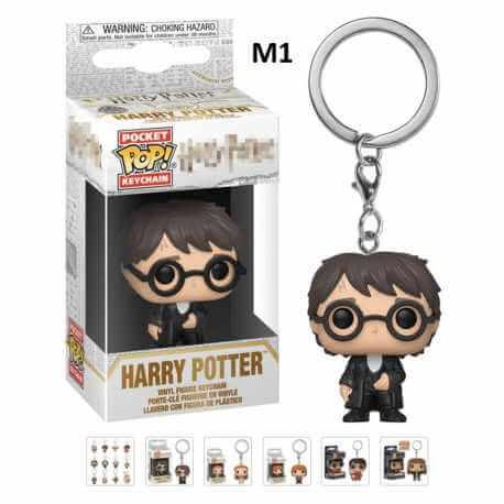 Porte-Clé Harry Potter