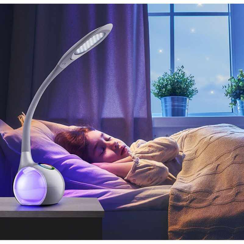 acheter luminaire sans fil design lampe de lecture sans fil rechargeable pas cher chambre. Black Bedroom Furniture Sets. Home Design Ideas
