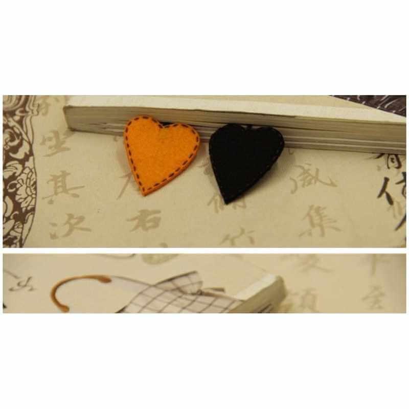 acheter marque page chat feutrine signet pour livre pas cher marque page livre original. Black Bedroom Furniture Sets. Home Design Ideas