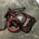 Sac Cadeau en Cuir Vikings