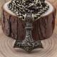 Collier Marteau de Thor