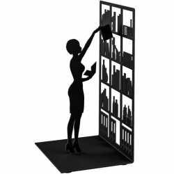 Serre-Livre Silhouette Femme