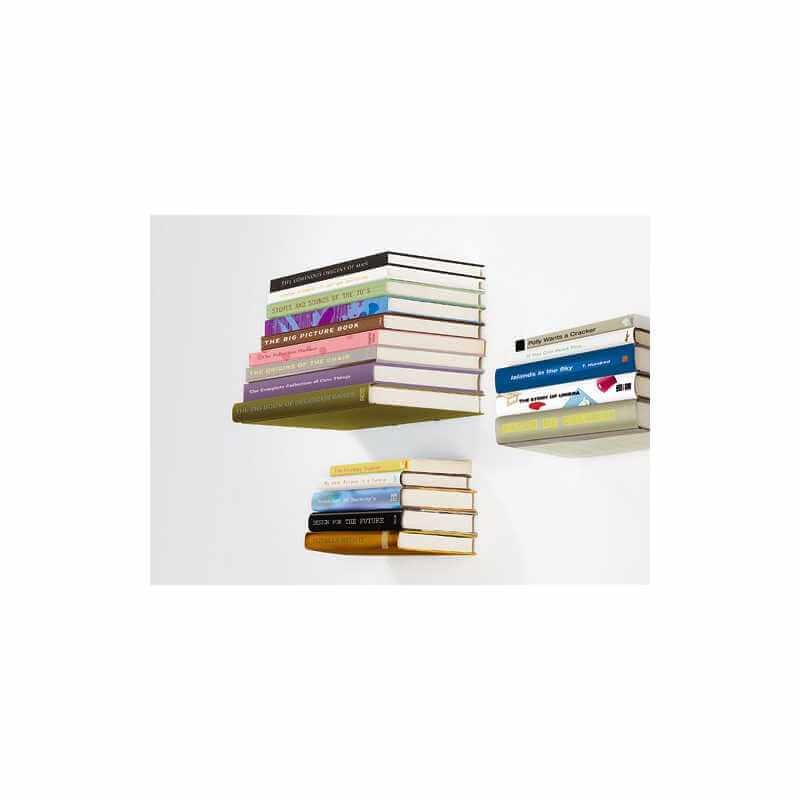 Acheter etagere murale invisible livres pas chere achat etag re fixation invisible - Etagere a livre ...