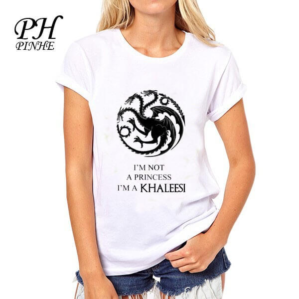 t shirt femme game of thrones