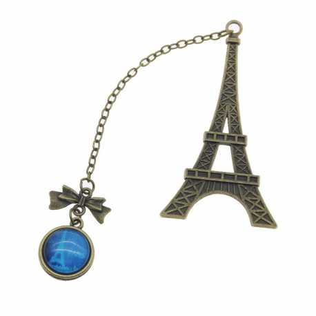 Marque Page Tour Eiffel Paris