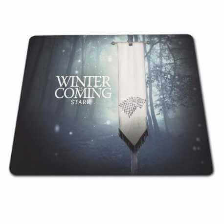 Tapis de Souris Winter is Coming – Maison Stark