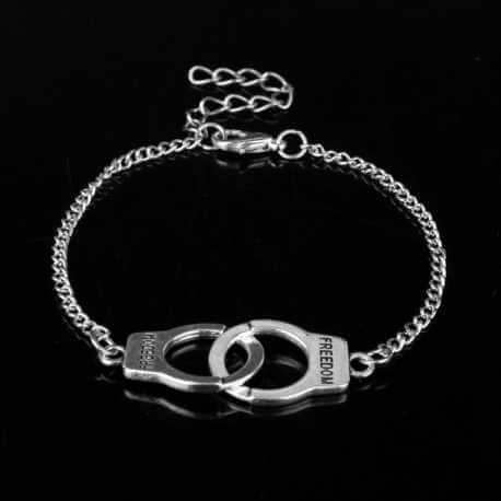 Bracelet Menotté Femme & Homme