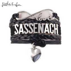 Bracelet Cuir SASSENACH