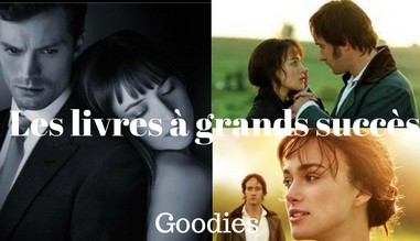 Goodies fifty shades of grey